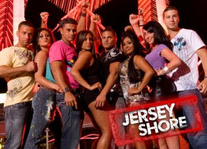 JerseyShore1 300x217 My weekend was so (not) productive, how was yours?