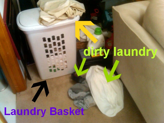 laundry Things My Husband Does (part 3)
