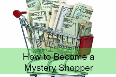 how to become a mystery shopper 400x267 How to become a mystery shopper