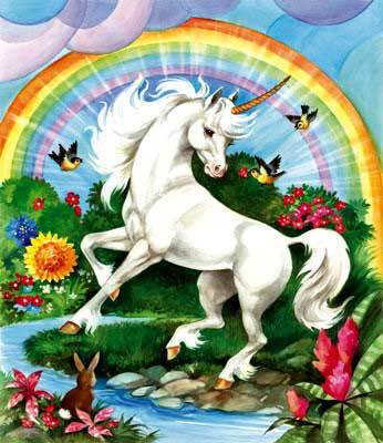 UnicornRainbow1 Searching for a unicorn