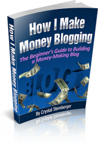How I Make Money Blogging Picture 3 200x300 How to make money with your blog (even if you dont have a lot of readers!)