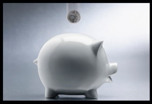 money piggy bank 300x204 Where our Finances Stand
