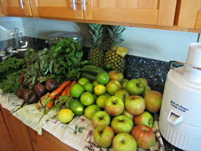 juice12 DIY Juice Cleanse: How I lost 4 pounds in 4 days