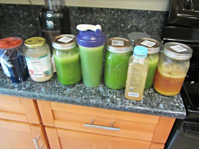 juice23 DIY Juice Cleanse: How I lost 4 pounds in 4 days