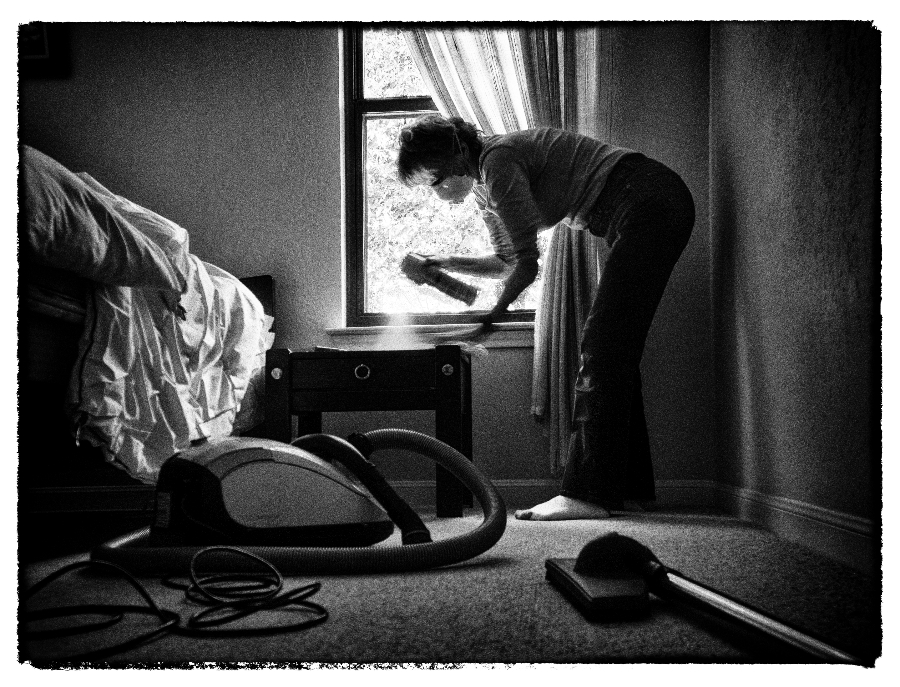 how iring a cleaning lady helped our marriage