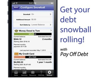 payoffdebt GIVEAWAY: Ipad Mini and Pay Off Debt app