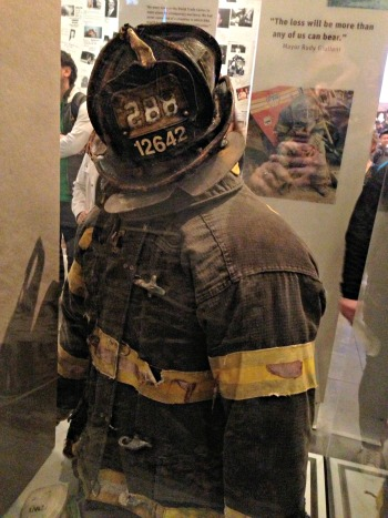 wtc firefighter World Trade Center: My experience