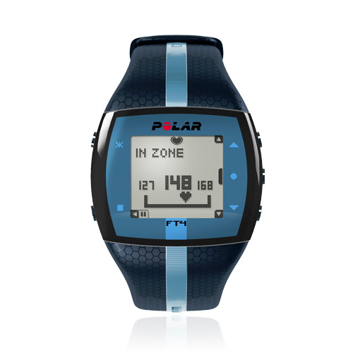 polar ft4 blue