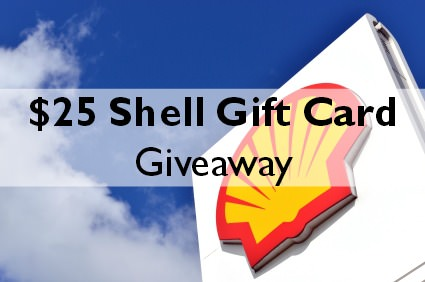 shell giveaway