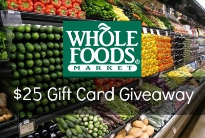 wholefoods giveaway