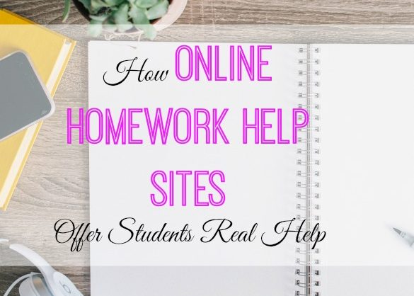 Homework help sites for students