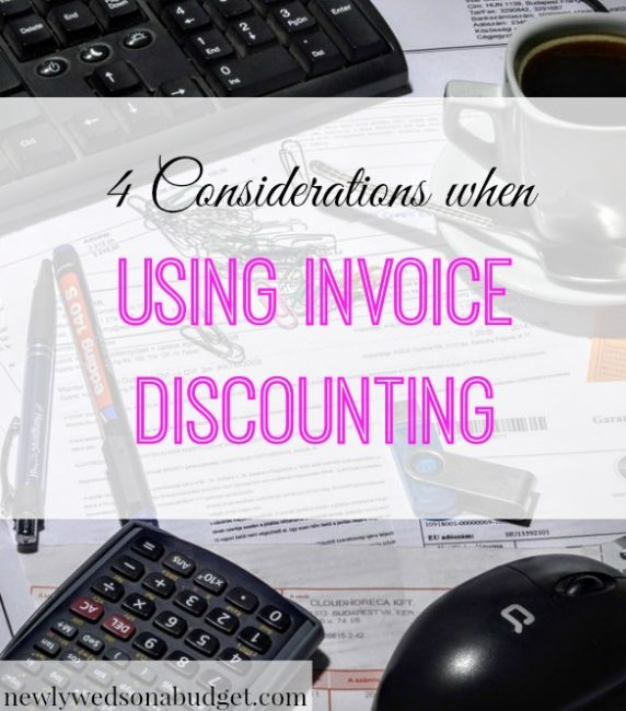 invoice discounting, business advice, business tips