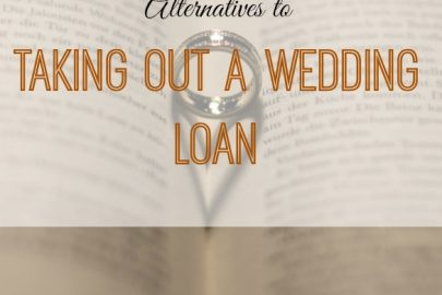 wedding loan advice, alternative to a wedding loan, wedding loan tips