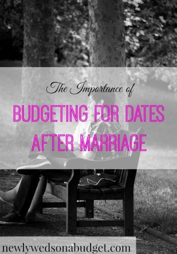 budgeting dates, marriage tips, dating after marriage