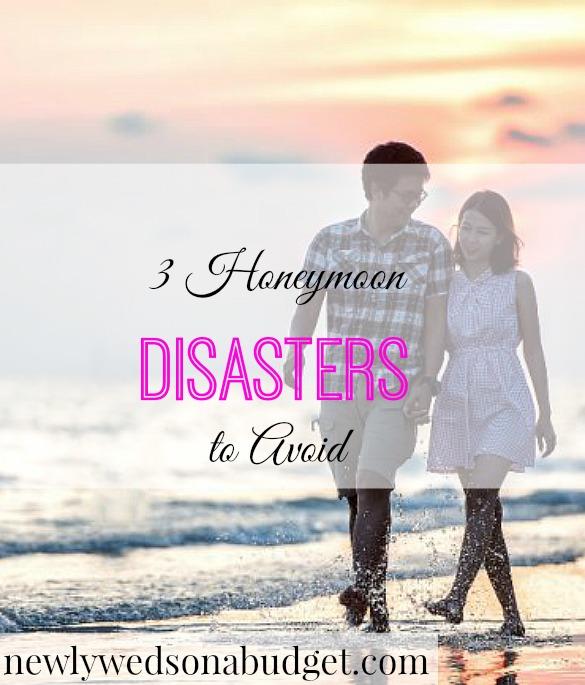 honeymoon tips, avoiding honeymoon disasters, honeymoon advice