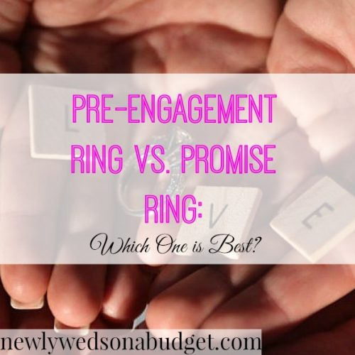 promise ring, engagement ring, which type of ring is better