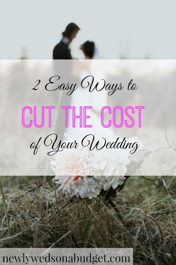 wedding budget tips, cutting wedding costs, wedding tips