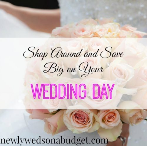 wedding shopping tips, wedding shopping advice, saving big on your wedding day