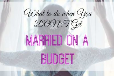 wedding tips, getting out of budget, wedding budget advice