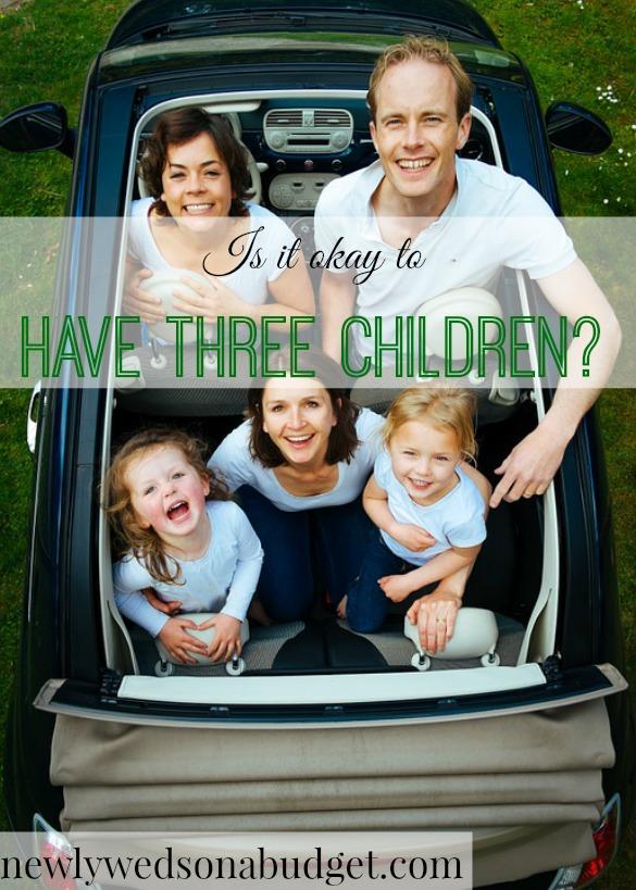 having kids talk, how many kids is enough, having children