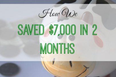 saving money, financial goals, saving for a home downpayment