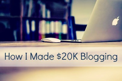 earning through blogging, blogging advice, make money through blogging