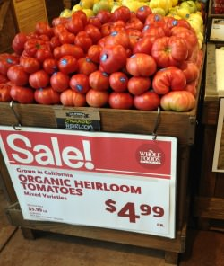 whole foods tomatoes
