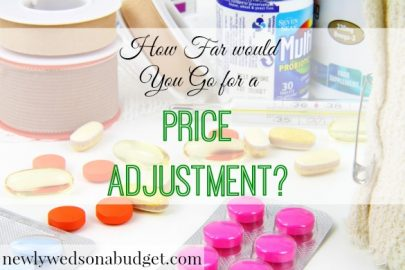 price adjustment, customer service, purchasing