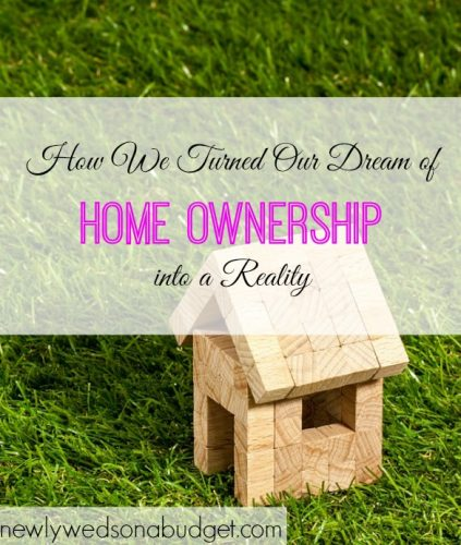 home ownership, purchasing a home, buying a home