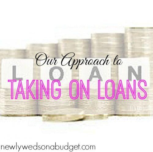taking on loans, loan tips, loan advice