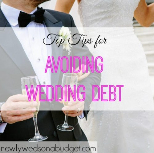 wedding debt advice, avoiding wedding debt, wedding debt tips