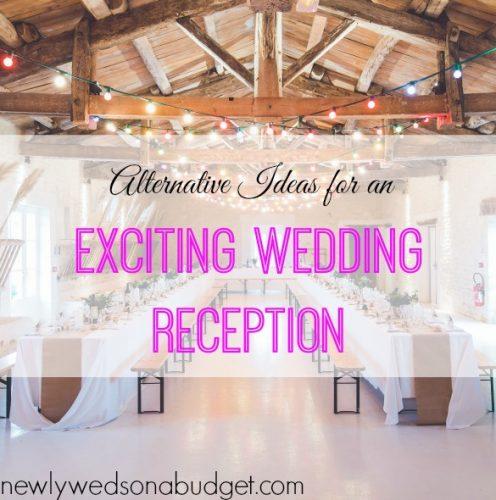 Wedding Reception Ideas Tips Advice