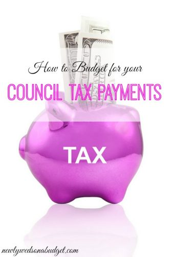 budgeting for taxes, council tax payment tips, tax budgeting
