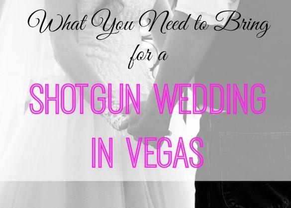 shotgun wedding, rush wedding, shot gun wedding tips