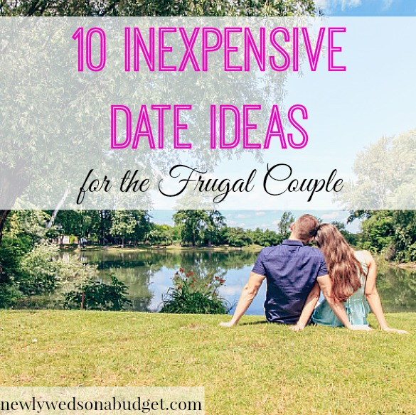 frugal date ideas, affordable date ideas, inexpensive date ideas