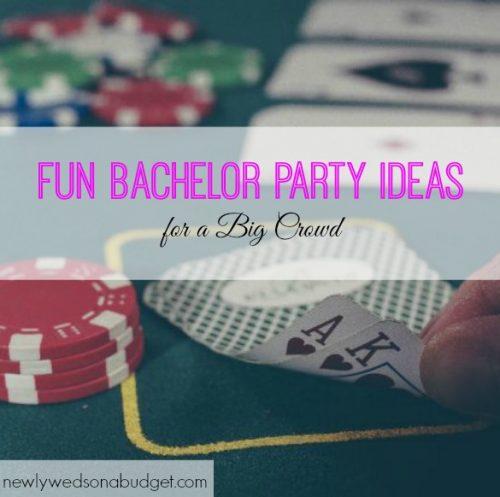 fun bachelor party ideas, bachelor party tips, bachelor party ideas