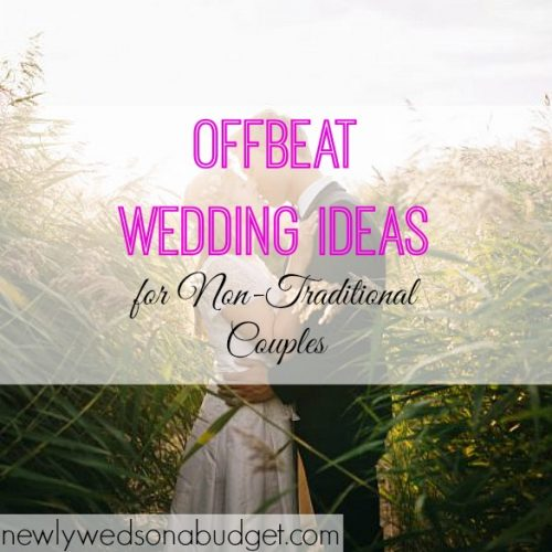 offbeat wedding ideas, wedding tips, wedding ideas, wedding planning