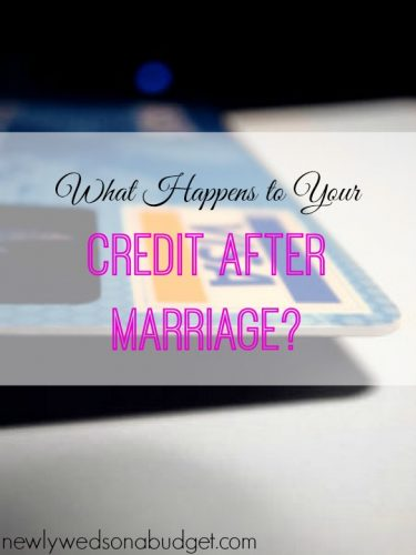 credit after marriage, joint credit tips, credit after getting married