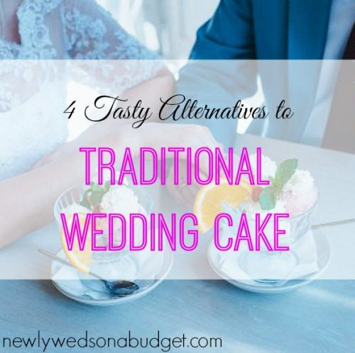 other options for a wedding cake, tasty alternatives for a wedding cake, wedding desserts