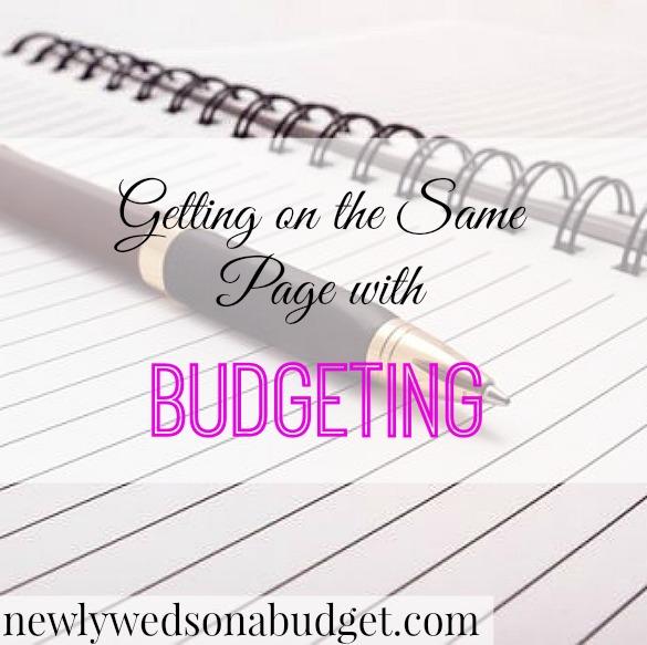 budgeting tips, budgeting advice, having a budget