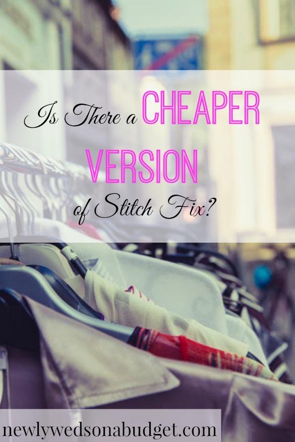 cheaper version of stitch fix, clothing subscription, cheaper clothing subscription