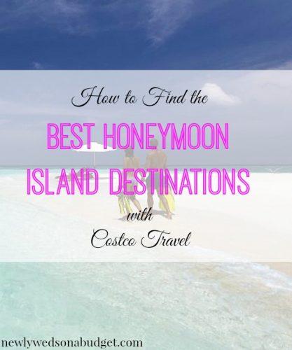 Costco Travel, honeymoon island destinations, travel tips