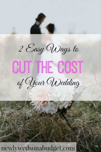 wedding budget tips, cutting wedding costs, wedding tips