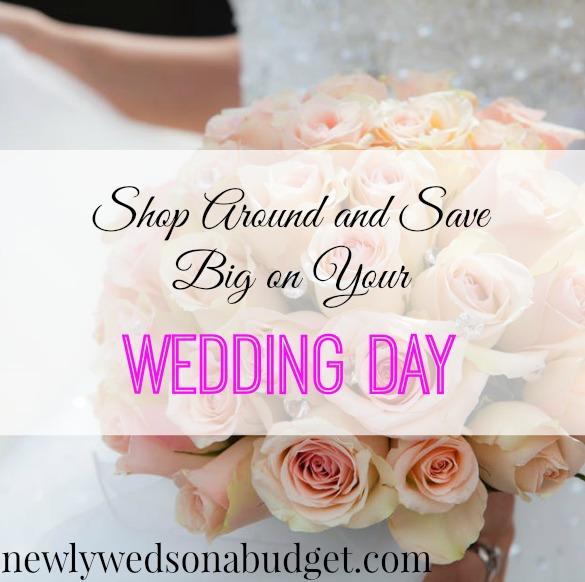 wedding shopping tips, wedding shopping advice, saving big on your wedding day