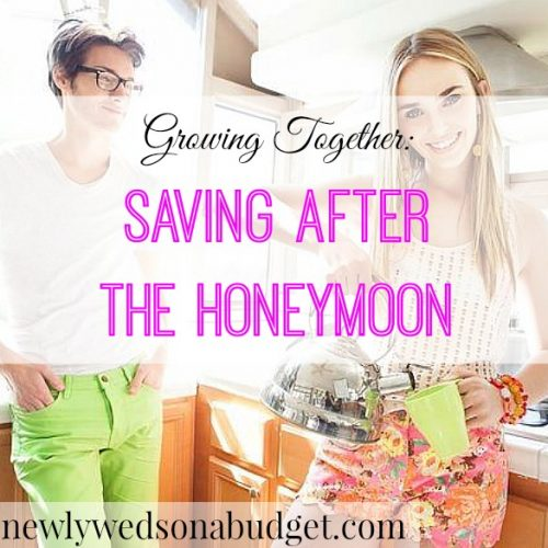 saving money after marriage, saving money as a couple, saving money together
