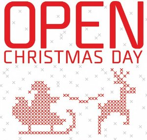Open Christmas Day.Stores And Restaurants That Are Open Christmas Day