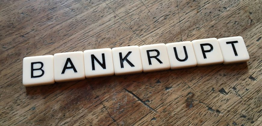 Newlyweds and bankruptcy