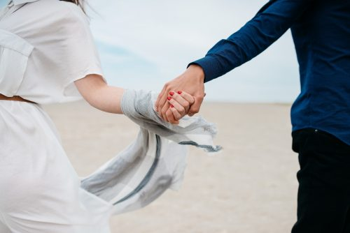 married and debt free