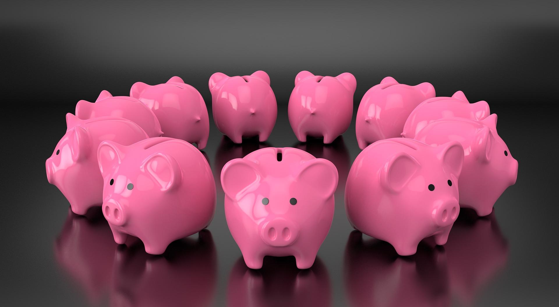 average household's savings
