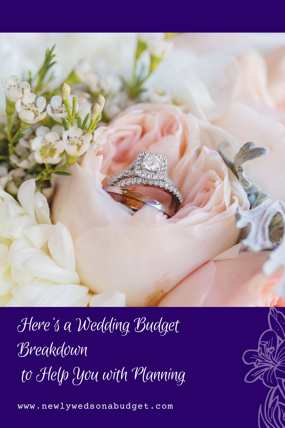 Here's a Wedding Budget Breakdown to Help You with Planning